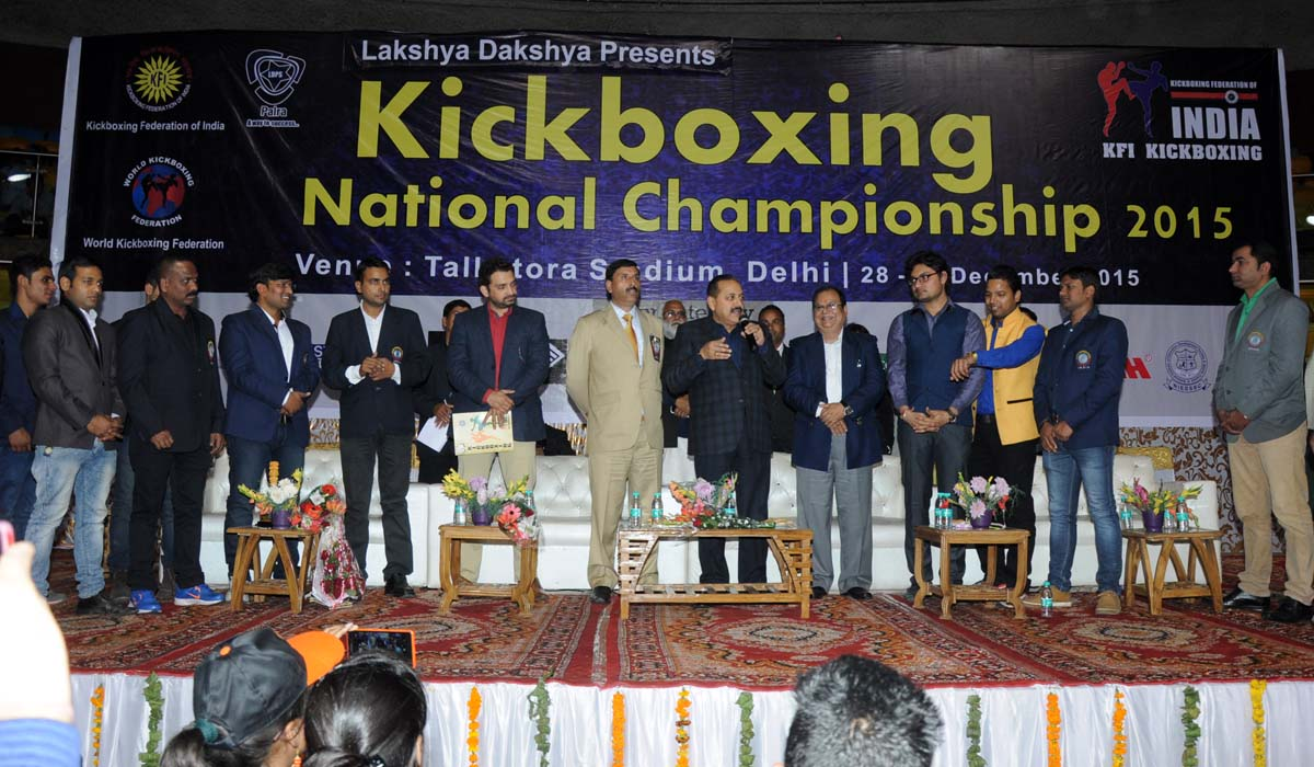 Delhi National 2015