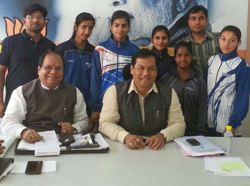 Sh Sarvanand Sonowal - Chief Minister Of Assam
