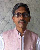 Mr. Ashok Singh (Media Asst. Secretary)