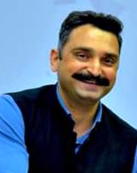 Mr. Siddhartha Upadhyay (Patron)