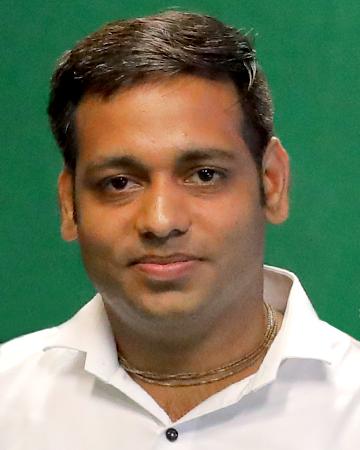 Mr. Atul Sharma (Media & Publicity Secretary)